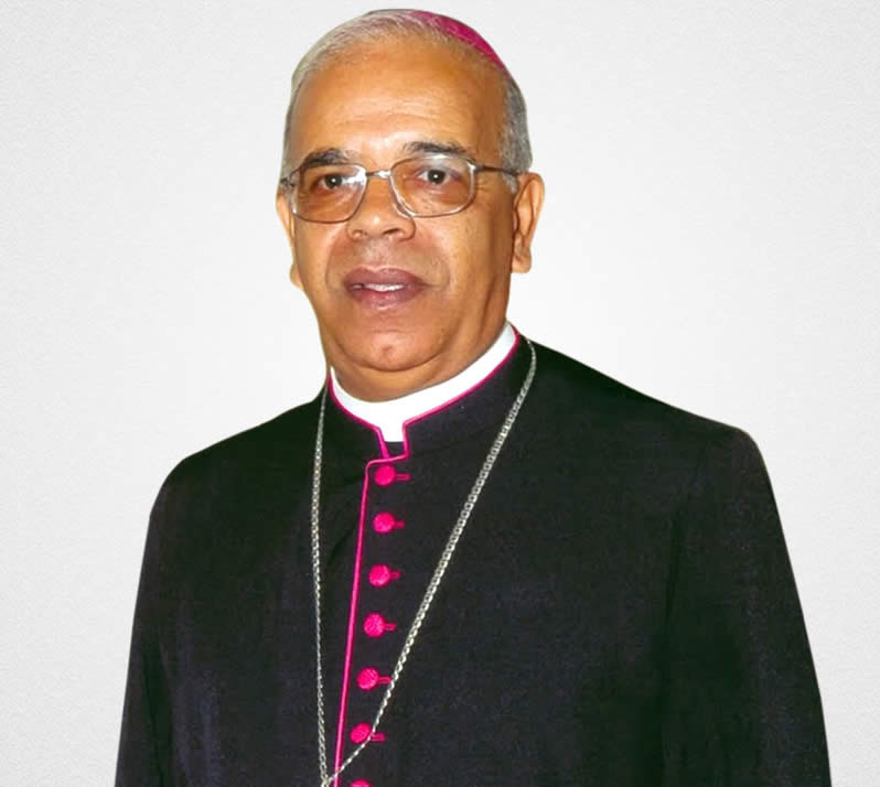 Sétimo bispo: Dom Dario Campos OFM (2001-2004)