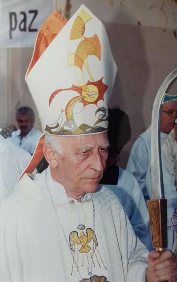 Sexto bispo: Dom Crescenzio Rinaldini (Dom Enzo) (1982-2001)