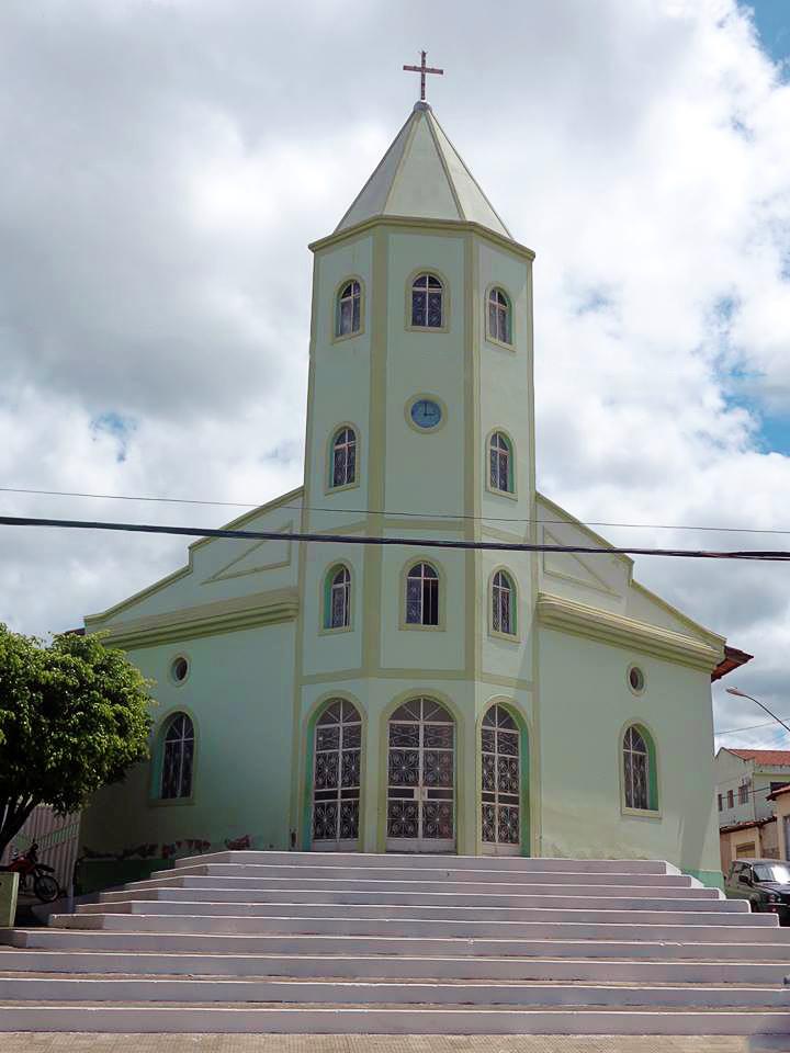 Virgem da Lapa - São Domingos