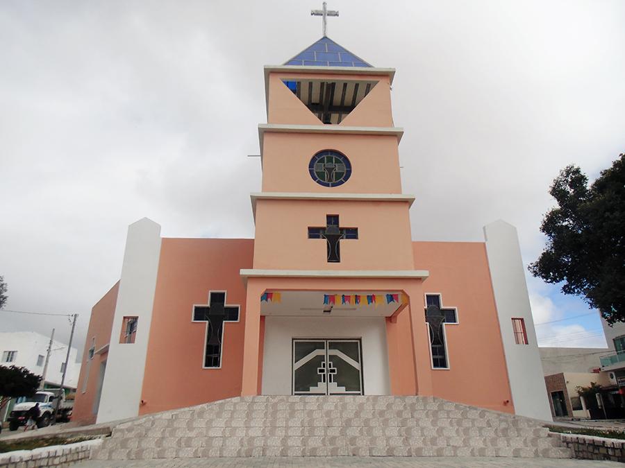Ponto dos Volantes - São Sebastião e Nossa Senhora do Perpétuo Socorro