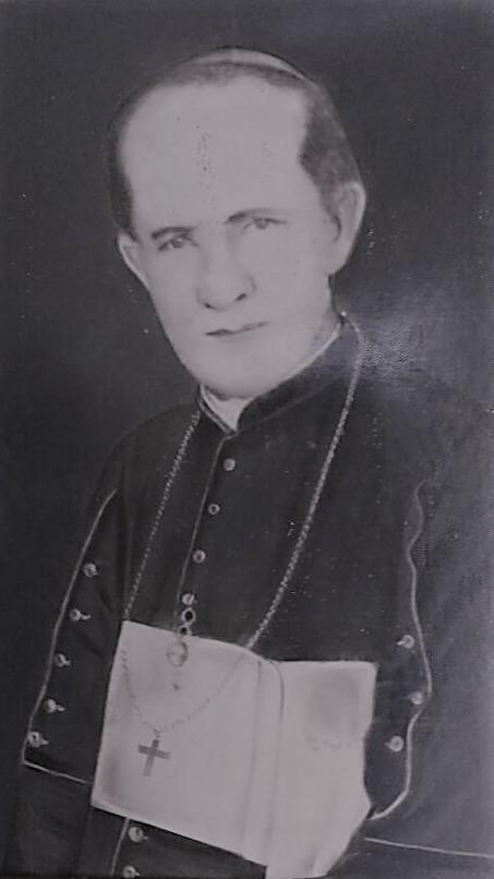 Primeiro bispo: Dom Serafim Gomes Jardim (1914-1934)